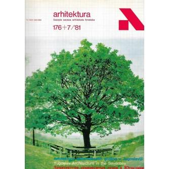 Arhitektura časopis 176+7/1981